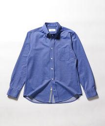 NOLLEY'S(ノーリーズ)のDRY MASTER カノコボタンダウンシャツ(シャツ/ブラウス)