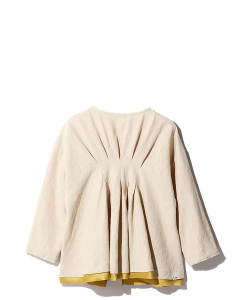 【日本限定】 SHINY LINEN JACKET ジャケット