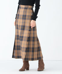 Demi-Luxe BEAMS(デミルクス ビームス)のO'NEIL OF DUBLIN / CONORPASS ロングキルトスカート(スカート)