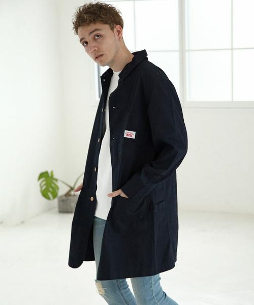大人気新作 【ROUND HOUSE】 Shop Coat, シコタンムラ 41ffbcf4