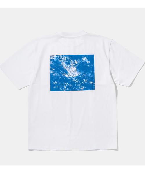 <FUTUR × monkay time> MW GFIT BERG T/Tシャツ