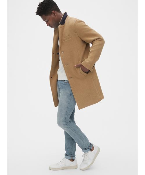 【激安アウトレット!】 MENSウールブレンド トップコート(チェスターコート)|GAP(ギャップ)のファッション通販, 熊野市:ec030eec --- blog.buypower.ng