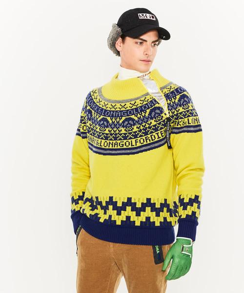 人気の春夏 【セール】Dexter Zip Zip Pullover(ニット/セーター)|MARK&LONA(マークアンドロナ)のファッション通販, コロンディー:ca57a15a --- fahrservice-fischer.de
