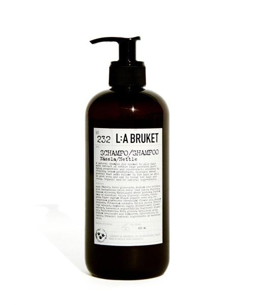 「L:A BRUKET/ラブルケット」 オーガニック シャンプー 450ml■