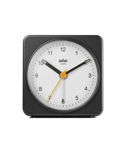 BRAUN / ブラウン Analog Alarm Clock BC03