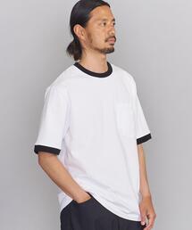 <Charcoal TOKYO(チャコール トウキョウ)> RINGER POC TEE/Tシャツ