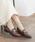 SESTO(セスト)の「マニッシュビット付きローファーパンプス(ローファー)」 詳細画像