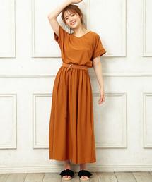 6c0603c1dda54 ワンピース(ロング・マキシ丈)ファッション通販 - ZOZOTOWN