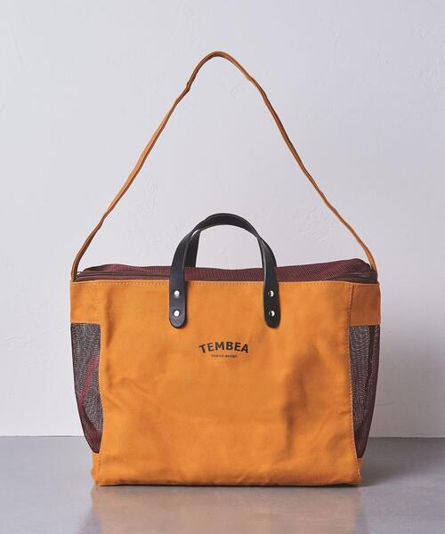 【WEB限定】別注<TEMBEA(テンベア)>ドッグ キャリーバッグ†