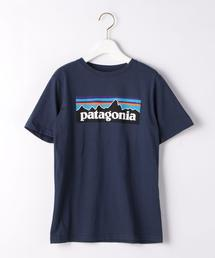 ★【patagonia(パタゴニア)】 17 B P-6 LOGO Tシャツ