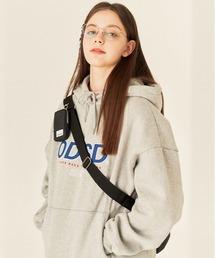 ODD STUDIO(オッドスタジオ)の【ODD STUDIO】ODSD LOGO HOODIE / オッドスタジオ シグネチャー ロゴ フーディー(パーカー)