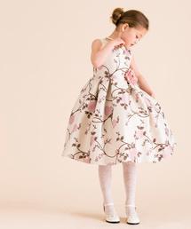 Catherine Cottage(キャサリンコテージ)のフローラルジャガードリッチドレス(ドレス)