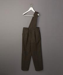 <6(ROKU)>SUSPENDERS PANTS/パンツ