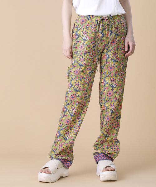 【信頼】 【セール】CHARLIE JOE/チャーリージョー PANT STORE FLOWER/花柄ストレートパンツ(パンツ)|CHARLIE JOE(チャーリージョー)のファッション通販, ベクトル こうえい店:c73d84f0 --- innorec.de