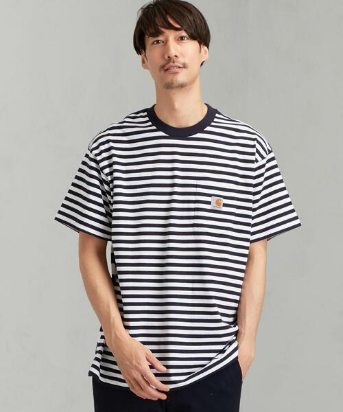 [カーハート] SC★CARHARTT BARKLEY ポケット Tシャツ