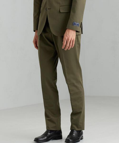【公式ショップ】 【セール スラックス】[ラルスミアーニ] LARUSMIANI label コットンツイル無地 スリム 1プリーツ スラックス セール,SALE,green パンツ(スラックス)|green label relaxing(グリーンレーベルリラクシング)のファッション通販, オオマママチ:d189cc38 --- theothermecoaching.com