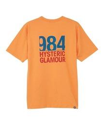 STILL ROLLING Tシャツオレンジ