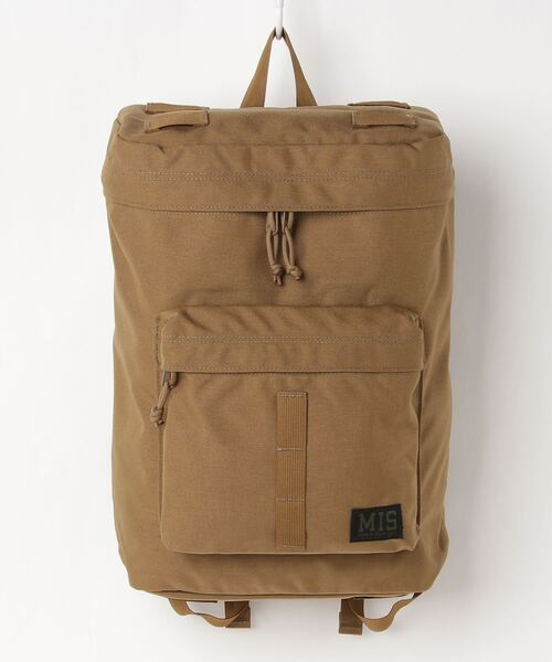 MIS BACKPACK / エムアイエス バックパック