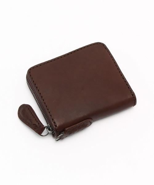 ALABAMA ラウンドファスナー ミニ財布
