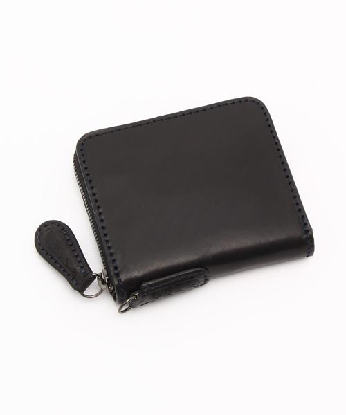 1049fa399e8a NOMADOI(ノマドイ)の「ALABAMA ラウンドファスナー ミニ財布(コインケース/札入れ