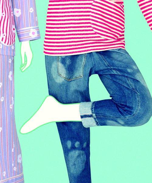 満点の デニム風/ボトム(パンツ) tsumori tsumori chisato chisato SLEEP(ツモリチサト スリープ)のファッション通販, 自家農園梅干『小竹農園』:0440fc2b --- pitomnik-zr.ru