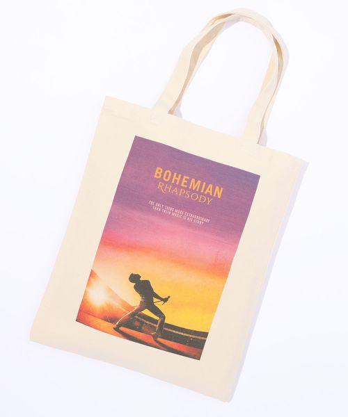 ボヘミアンラプソディ コラボトートバッグ Sunset Bohemian Rhapsody Movie Tote / アメリカンラグシー AMERICAN RAG CIE