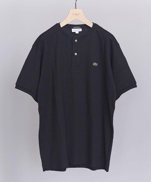 【別注】 <LACOSTE(ラコステ)> HENRY/ポロシャツ ◆