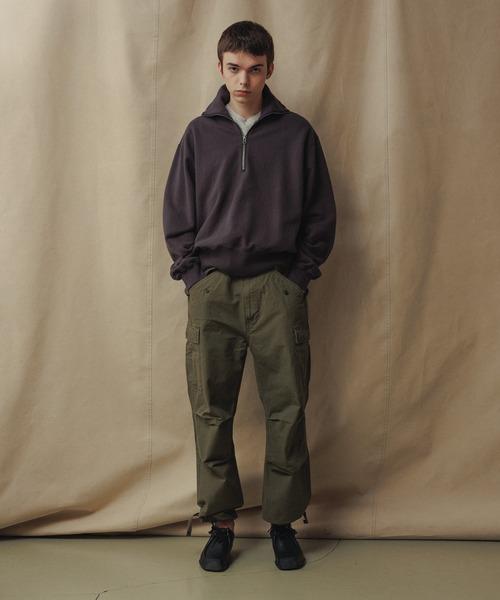 【Wild Life Tailor】カーゴパンツ