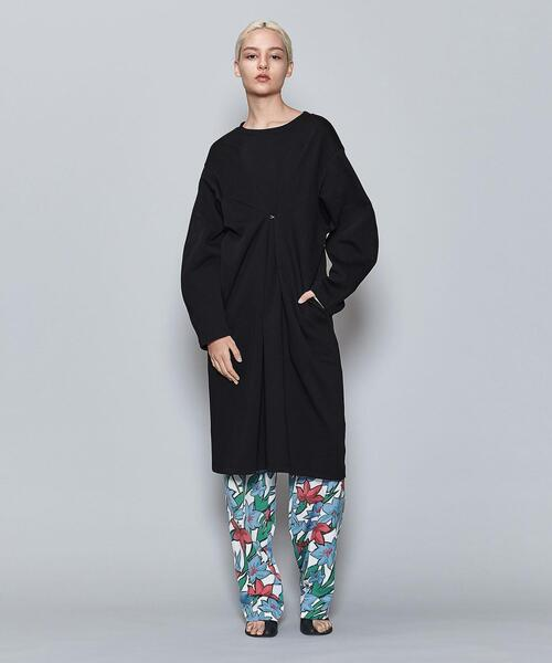 <6(ROKU)>HOOK DRESS/ワンピース