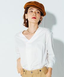 LAYMEE(レイミー)のLeia blouse(シャツ/ブラウス)
