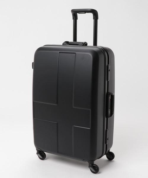 innovator(イノベーター)の「【innovator/イノベーター】Framer typeスーツケース60L(スーツケース/キャリーバッグ)」|ブラック