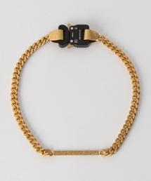 <1017 ALYX 9SM> BUCKLE NECKLACE G/ネックレス