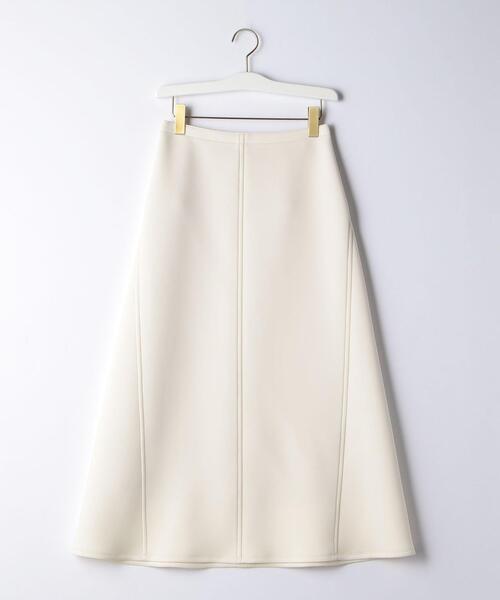 【EMMEL REFINES】【手洗可能】EM puffy ダンボール フレアスカート