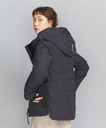<CANADA GOOSE(カナダグース)>LYNDALE PARKA BLACK LABEL ダウンジャケット