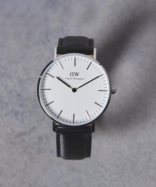 low priced 9ef69 5e5e7 <Daniel Wellington(ダニエルウェリントン)> CLASSIC SHEFFIELD 36MM 腕時計