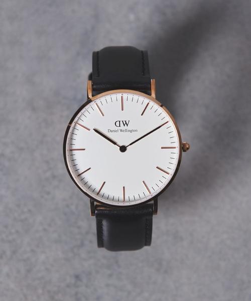 <Daniel Wellington(ダニエルウェリントン)> CLASSIC SHEFFIELD 36MM 腕時計