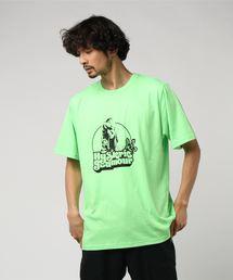 THE BEACH Tシャツグリーン