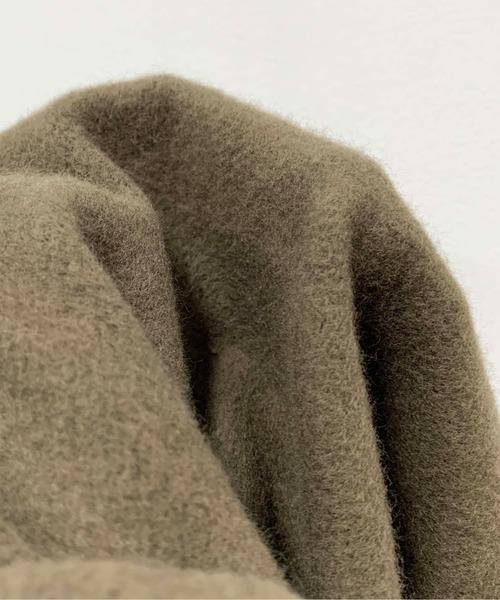 PICCIN(ピッチン)の「バックティアードフード付きワンピース(ワンピース)」 詳細画像