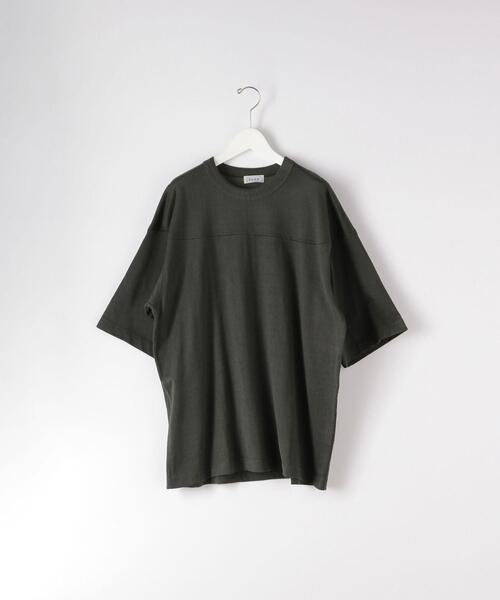 <tone × Steven Alan> FOOTBALL TEE/Tシャツ