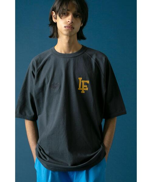 <FURIT OF THE LOOM × monkey time> BASE BALL TEE/ベースボールTシャツ