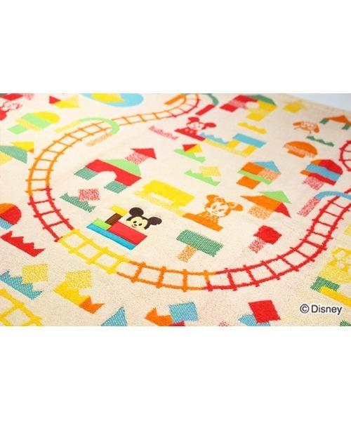 【 Disney KIDEA / ディズニーキディア 】TUNAGARU マルチタオル / おくるみ TOB 711027480