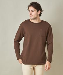 OAKLAND(オークランド)のUSAコットンロングスリーブTシャツ(Tシャツ/カットソー)