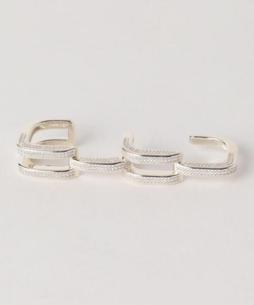AMBUSH(アンブッシュ)FOUR FINGER RING