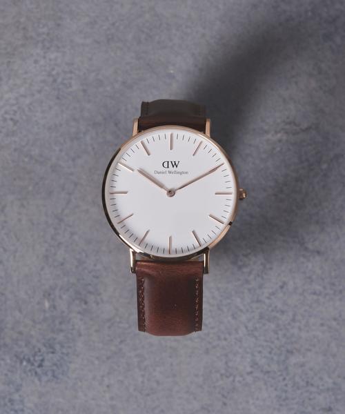 <Daniel Wellington> CLASSIC ST ANDREWS (ST Mawes)36MM 腕時計
