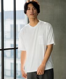 SC TCR ポケット クルーネック SS Tシャツ ◆