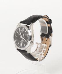 ORIENT オリエント / マルチカレンダー 自動巻き レザーベルト MULTI(腕時計)