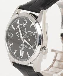 ORIENT オリエント/ マルチカレンダー 自動巻きレザーベルト MULTI(腕時計)