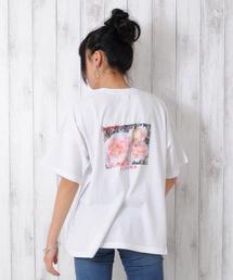 e202e5f3d119a LACEEQ(ラシーク)の「ビッグサイズTシャツ(Tシャツ カットソー)