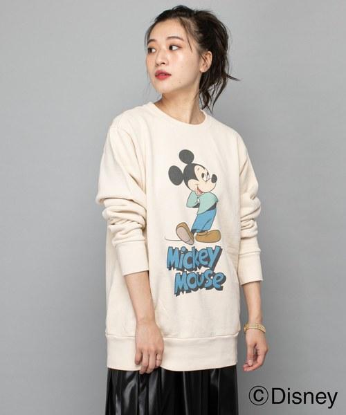 割引発見 【DISNEY/ディズニー】COMIC MIC/コミックミッキースウェット(スウェット) Disney(ディズニー)のファッション通販, 工具の三河屋:0fcf3310 --- 5613dcaibao.eu.org