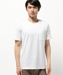 KC ◎GIZA ポケット C/N S/S Tシャツ◆